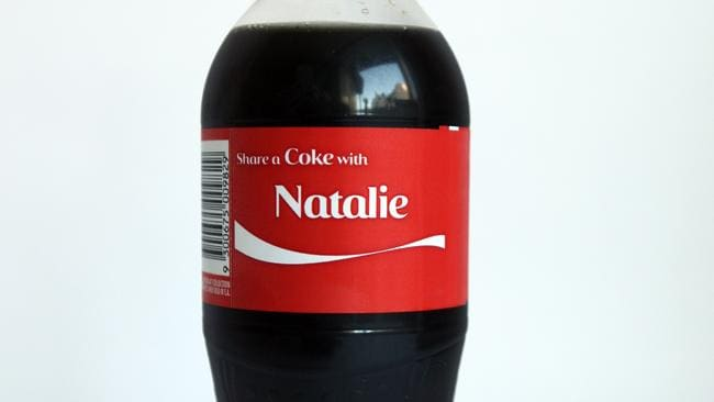 Coke asked customers to buy a bottle for a friend instead of themselves.