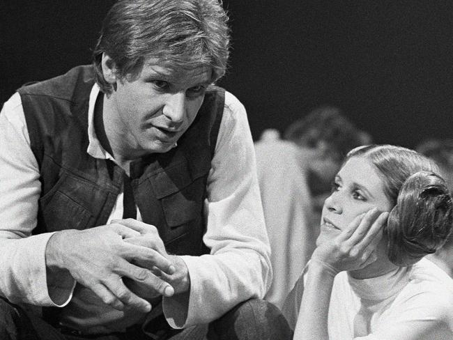 Fisher revealed recently that she and co-star Harrison Ford had an affair on the set of 