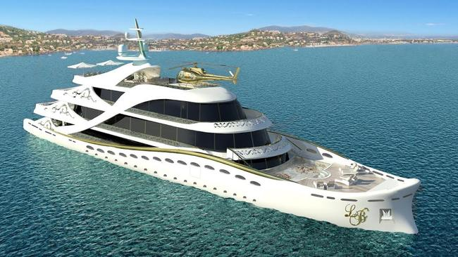 Inside The Worlds First Luxury Yacht For Women Only