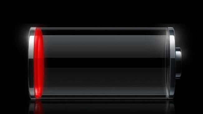 A familiar sight? Hopefully the new iPhone 6 will pack more power.