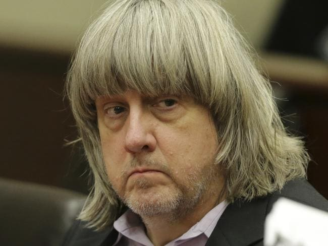David Turpin in court. Picture: Terry Pierson/The Press-Enterprise