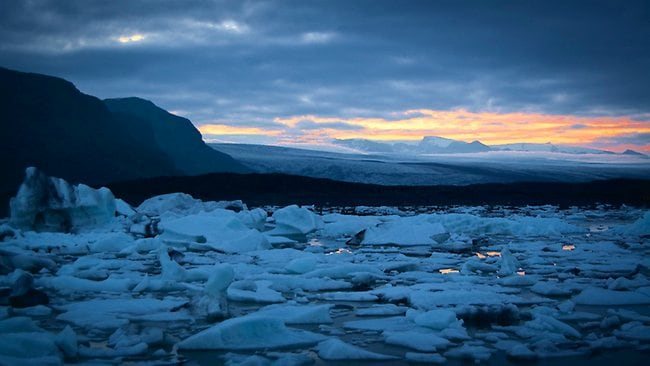 Fjallsrln glacial lagoon. Picture: JimLeach89/Flickr
