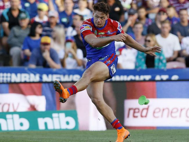 Kalyn Ponga is living up to the hype.