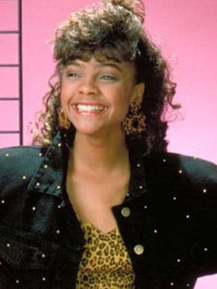 Lark Voorhies as Lisa Turtle.