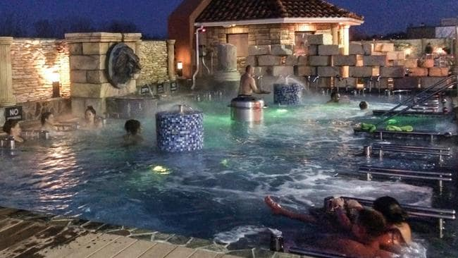 People have complained about patrons having sex at the pool. Picture: Supplied