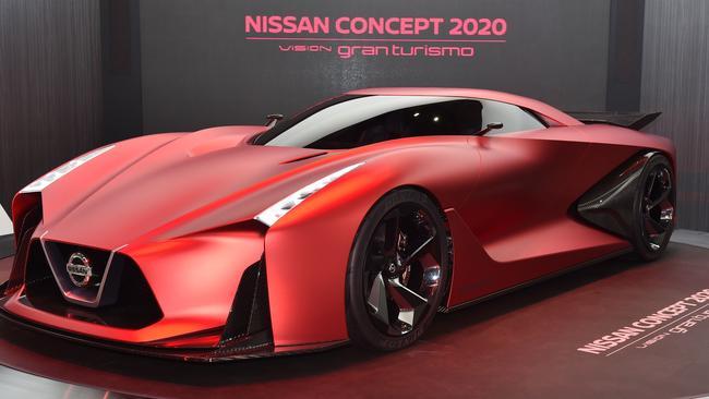Tokyo Motor Show: Nissan Leaf, IDS and Gripz concept