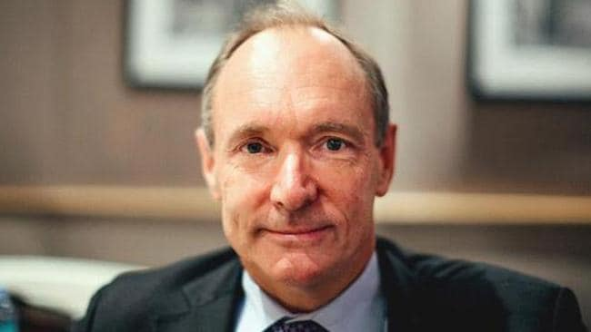 The inventor of the World Wide Web has condemned the NSA?s spy program as a threat to the foundation of democracy.