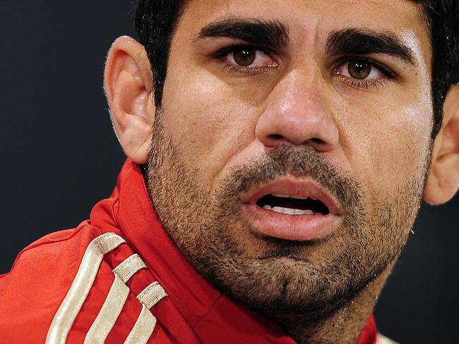 Spain's Diego Costa is among the players who have spoken out against the standard of the World Cup stadiums.