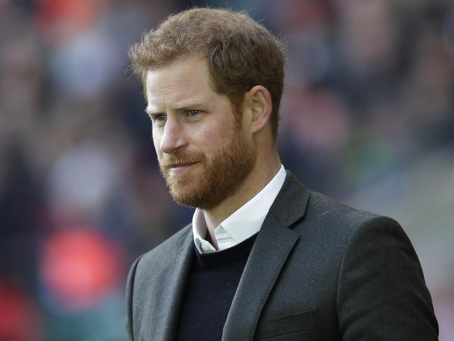 Prince Harry is still on good terms with his exes. Picture: Getty Images
