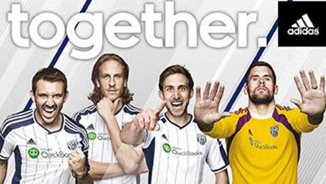 West Brom players look excited to wear Adidas' new home number.  <b>WEST HAM UNITED</b> <b></b>