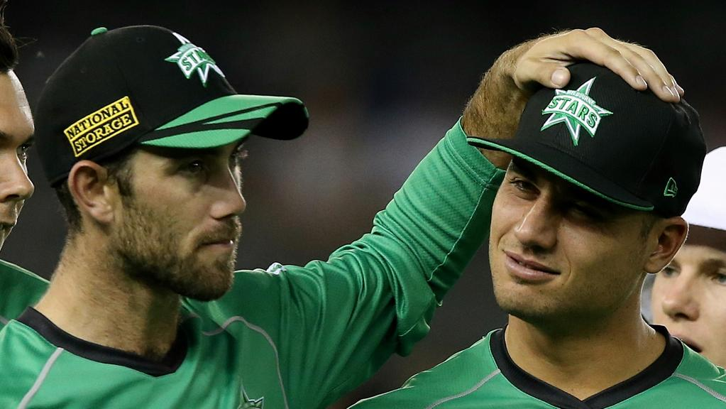 Glenn Maxwell & Marcus Stoinis Picture:Wayne Ludbey