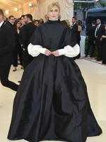 Greta Gerwig attends the Heavenly Bodies: Fashion and The Catholic Imagination Costume Institute Gala at The Metropolitan Museum of Art on May 7, 2018 in New York City. Picture: Getty Images