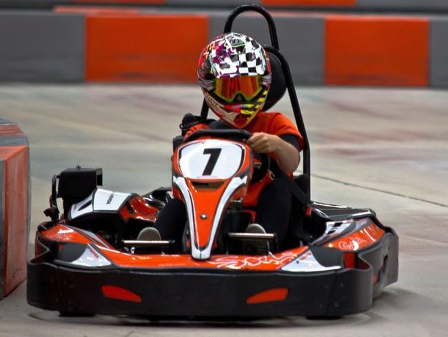 Ultimate Karting Sydney Go Centre At Narellan Picture Supplied