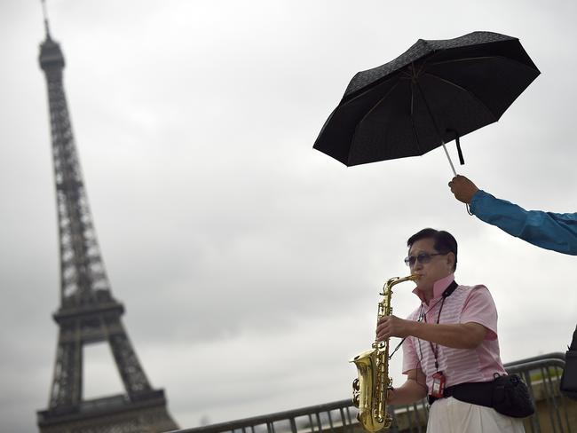 Chinese tourists have particularly taken to France.