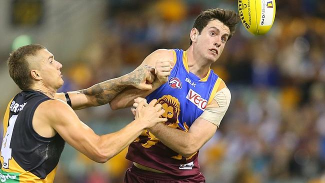 Youngster Darcy Gardiner has been a strong performer for Brisbane.