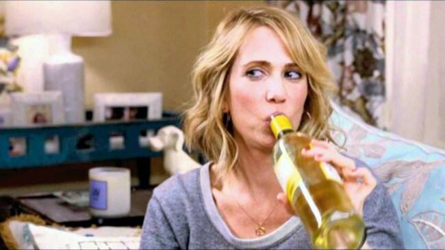 Wine o'clock.