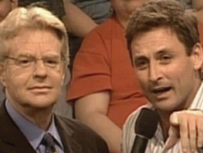 Jerry Springer's most shocking moments
