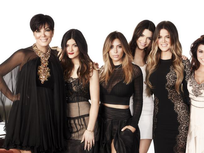 The Kardashians are a certain type of holiday.