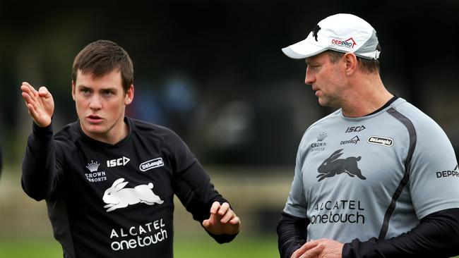 Keary has impressed Souths teammates and staff with his focus and maturity.
