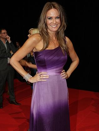 Happier times ... Charlotte Dawson at the 7th Annual ASTRA Awards.