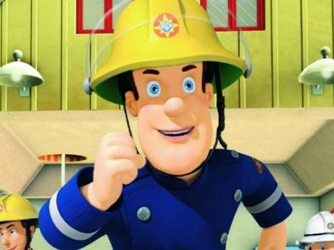 Fireman Sam's shocking scene
