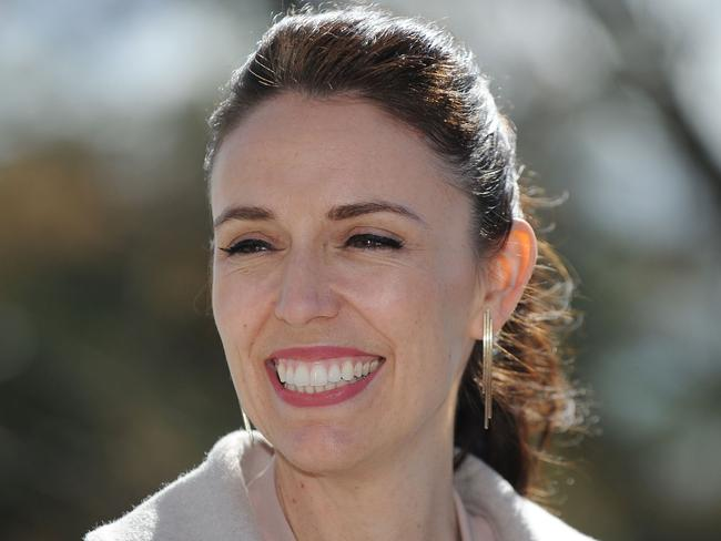 New Zealand Prime Minister Jacinda Ardern has said her government is ready to help Tonga. Picture: Kerry Marshall/Getty Images