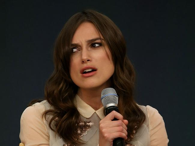 """The actress says """"everyone has battled their fair share of monsters""""."""
