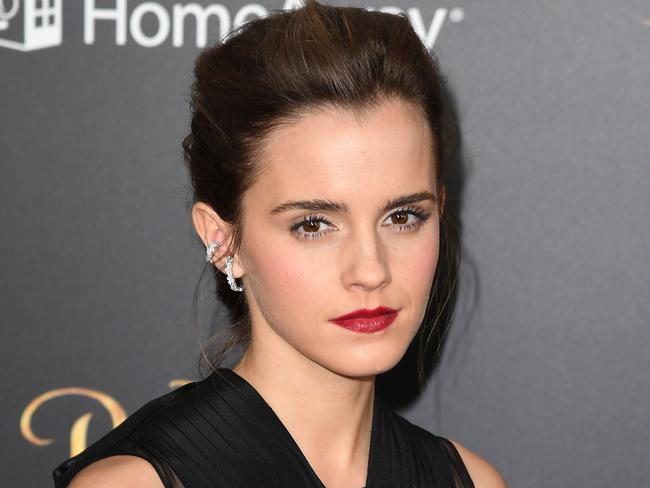 Photos of Emma Watson were also leaked but her reps deny they are nudes. Picture: AFP