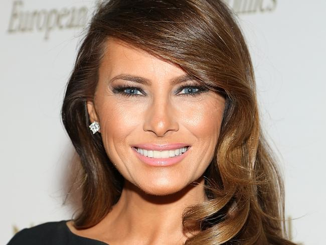 First Lady Melania Trump is the most popular member of the Trump family, according to a new poll. Picture: Supplied