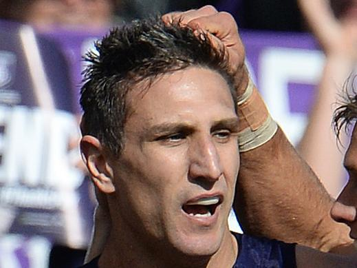 Re-live: Freo sends Pav off in fitting style