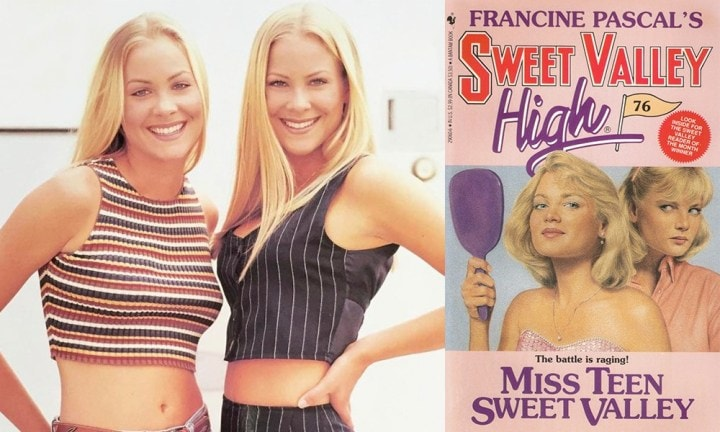 Image result for Sweet Valley High
