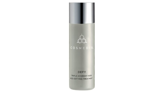 Cosmedix's Defy Triple Hydroxy Acid Age-Defying Treatment