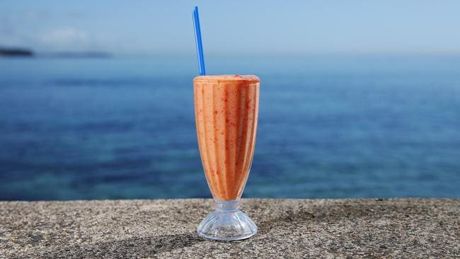 Your fruit smoothie may not actually be 'healthy'.