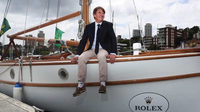Sydney to Hobart Yacht Launch