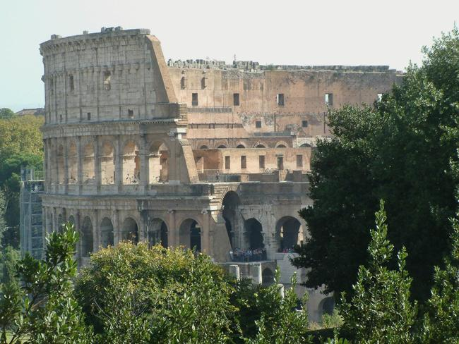 The Colosseum is known for its colossal queues.