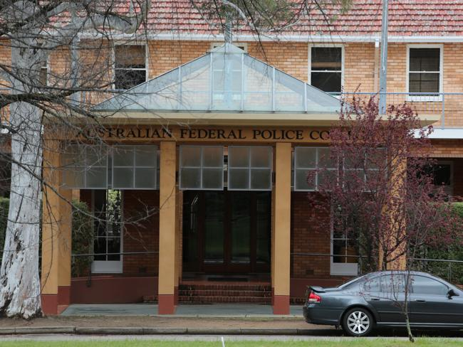The old Australian Federal Police College in Canberra where the Tony Abbott will be staying. Picture: Gary Ramage