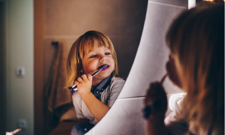 The kids' toothbrush hack every parent will love
