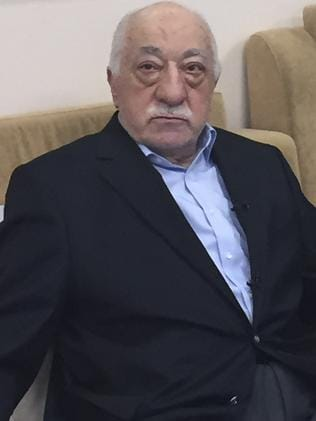 Turkish cleric and opponent to the Erdogan regime Fethullah Gülen has lived in self-imposed exile in the United States since 1999. Picture: AFP/Thomas Urbain