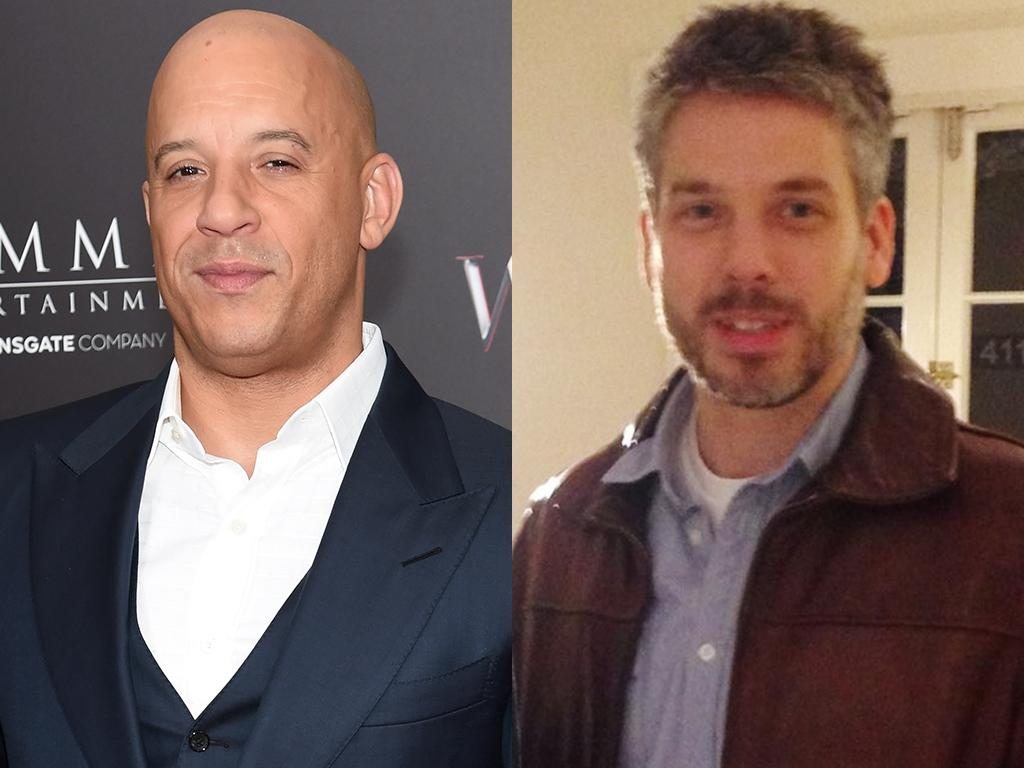 Surprising stars you didn t know were twins vin diesel and twin brother paul