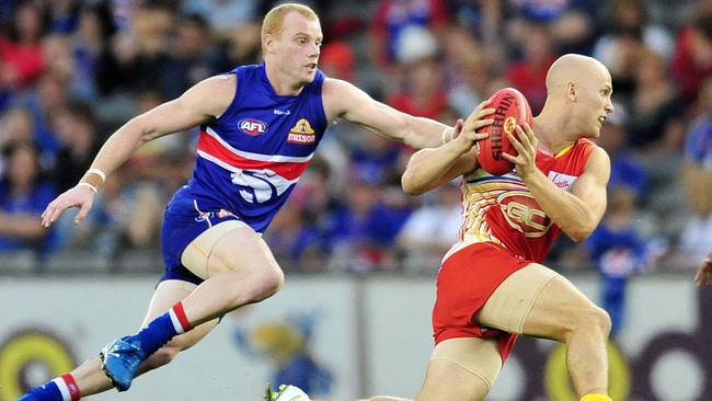 Cooney has expressed doubt over Ablett's ability to find his best footy.