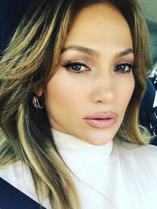 Jennifer Lopez is a big fan of the porn pout.