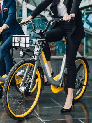 oBike rides cost $1.99 for 30 minutes.