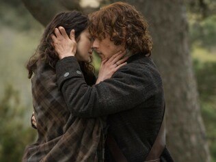 Could Outlander reinvigorate your sex life? Photo: Starz