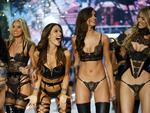 Models walk the runway during the 2016 Victoria's Secret Fashion Show on November 30, 2016 in Paris, France. Picture: AP