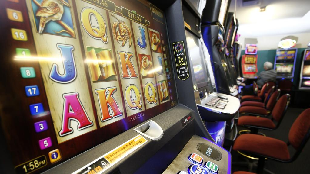 poker machine should be banned essay A proud day for school vending machine bans as more data comes in about the effects of snack regulations, a larger image of the benefits should start to emerge.