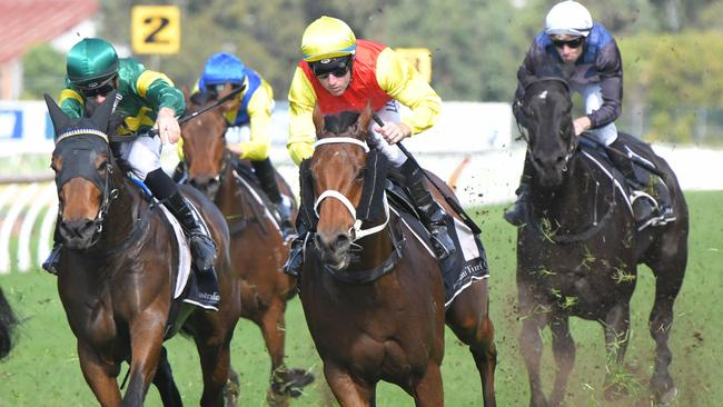 New Universe powered home to win in good style on Saturday.