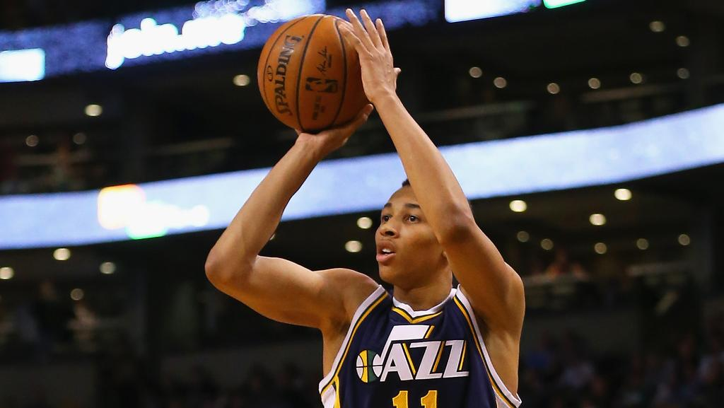 Utah Jazz star Dante Exum says he finds it easy to avoid ...
