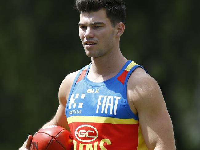 Jaeger O'Meara is still working back to full fitness. Picture: Jerad Williams