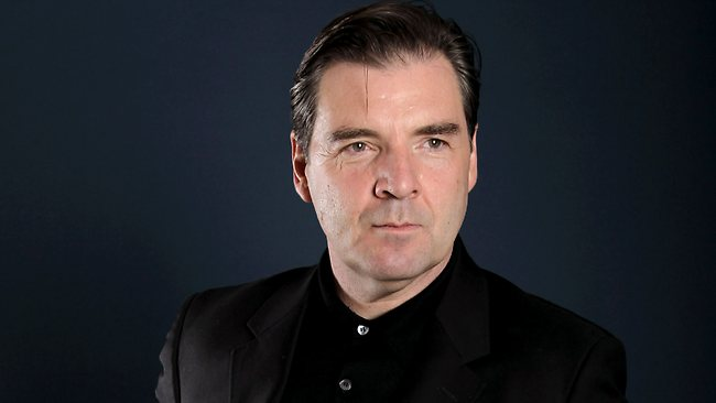 Actor Brendan Coyle, from Downton Abbey, is offering himself at a charity raffle in London.
