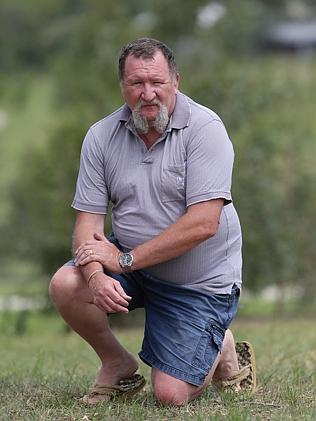 Danny McGuire says if it wasn't for his surviving son, he too would be dead. Pic: Peter Wallis